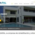 Nueva página web de ARGAPAL