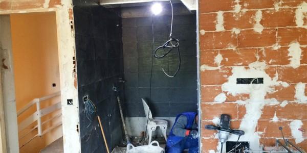 Reforma cocina de piso