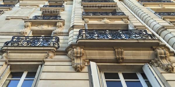 Rehabilitación fachada de edificio
