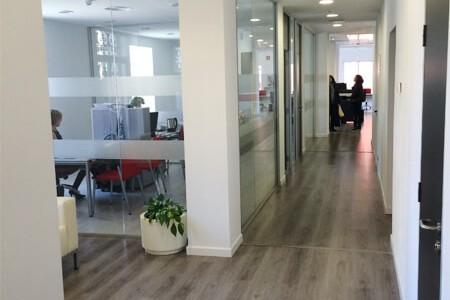 Reforma de oficinas del ayuntamiento de Colmenar terminada
