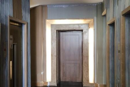 Restauración rellano del portal
